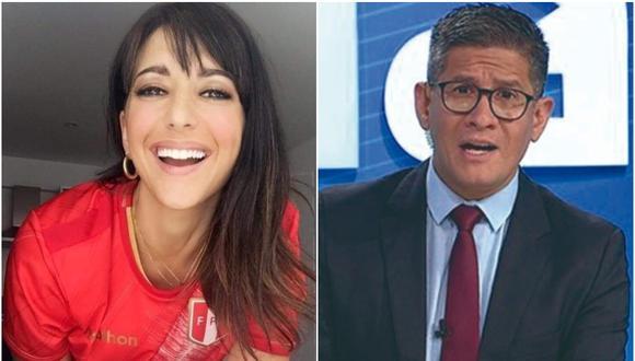 Comentarista de Gol Perú trolea a Erick Osores tras polémica opinión sobre Jean Deza [FOTO]
