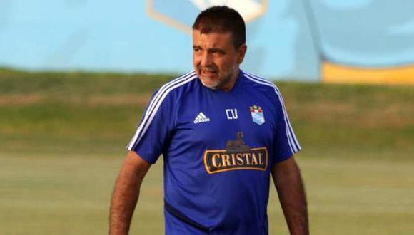 Claudio Vivas fue anunciado como nuevo entrenador de Cusco FC. (Foto: GEC)
