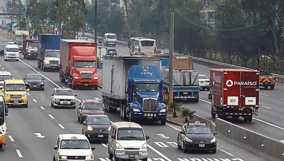 La Municipalidad de Lima inició el 'pico y placa' para camiones el 4 de noviembre con una marcha blanca, pero luego la amplió hasta el 15 de enero del 2020. (Foto: GEC   Piko Tamashiro)