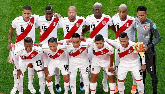 Selección peruana jugará amistoso con Costa Rica en provincia
