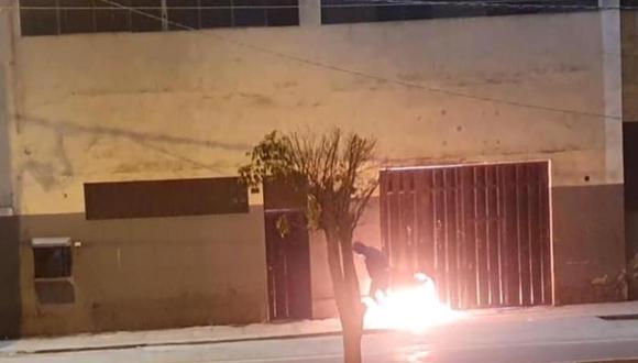 Comando Sur publicó una fotografía en horas de la madrugada con un mensaje que estaría destinado para los directivos de Alianza Lima.