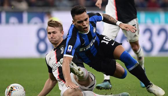 Juventus debe recibir el próximo domingo a Inter en Turín. (Foto: AFP)