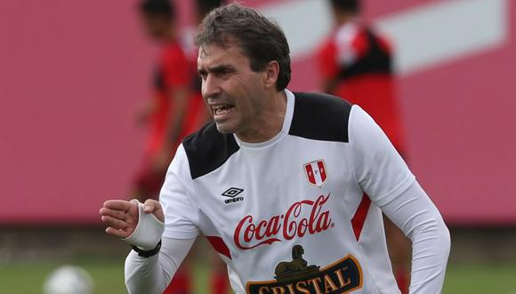 Néstor Bonillo viajó a Brasil para informarse sobre la recuperación de Paolo Guerero. (Foto: GEC)