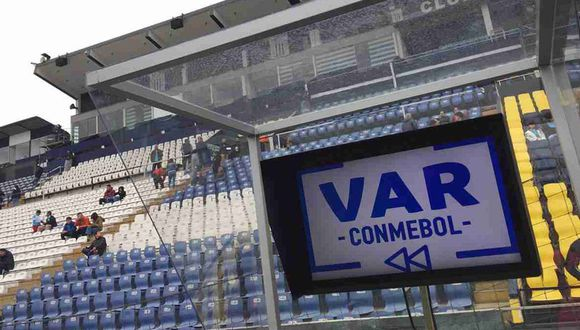 El VAR se utilizará por primera vez en el fútbol peruano este domingo en Juliaca, donde Binacional primero será anfitrión de Alianza Lima. (Foto: Fernando Sangama / GEC)