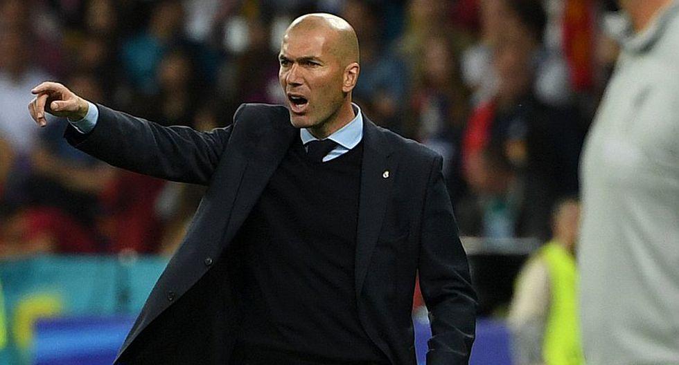 ¡OFICIAL! Real Madrid anuncia la vuelta de Zinedine Zidane
