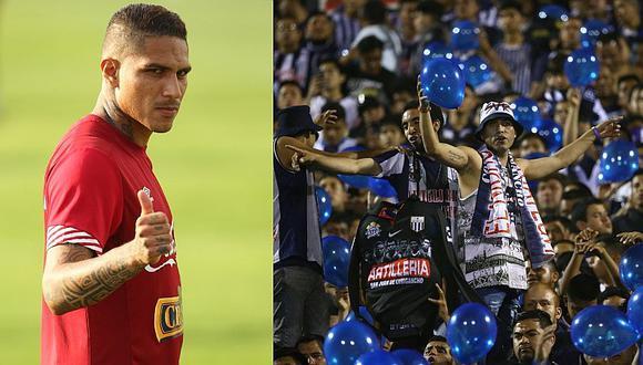 Paolo Guerrero será reconocido por Alianza Lima cuando llegue con Inter