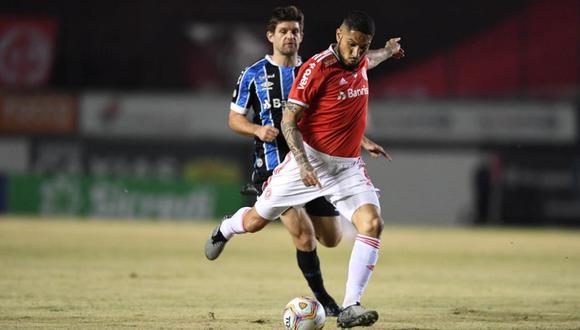 Internacional vs. Aimore se enfrentarán por la jornada 6 del Campeonato Gaúcho. (Foto: @SCInternacional)