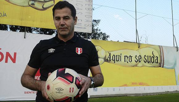 Selección peruana: Daniel Ahmed anuncia retorno de Interescolares