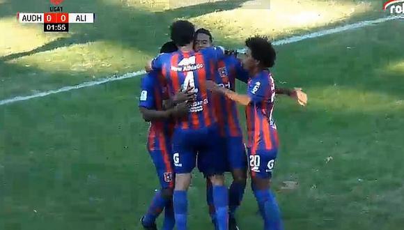 Alianza Lima vs. Alianza Universidad: Lionard Pajoy aplicó la ley del ex y le anotó a los 'blanquiazules'   VIDEO