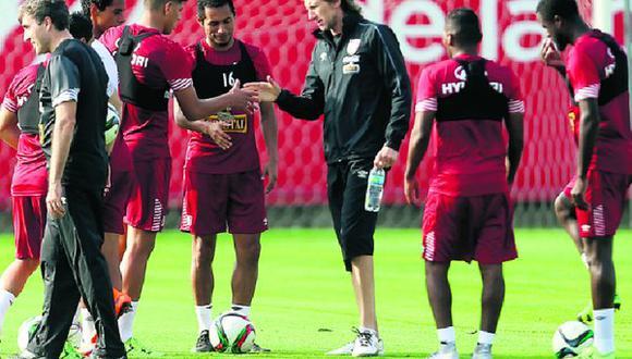 Selección Peruana: Así será el itinerario para choque con Colombia