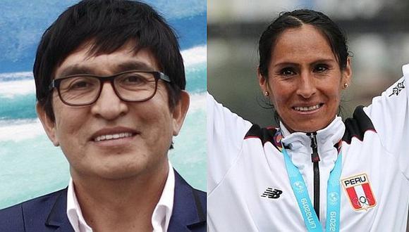 Lima 2019   Fernando Armas quiere reunirse con Gladys Tejeda y pedirle autorización para imitarla   VIDEO