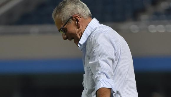 GREGORIO PÉREZ | El extécnico de Universitario de Deportes se refirió a su salida en medio de la pandemia del COVID 19 por su edad (FOTO: AFP)