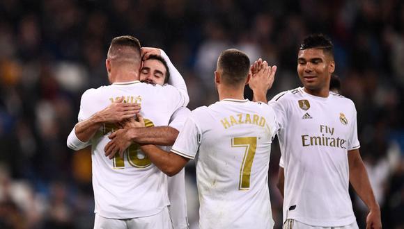 Real Madrid debuta en la Copa del Rey ante Unionistas, de la tercera categoría del fútbol español. (Foto: AFP)