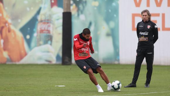 Gareca brindó referencias a Vélez cuando se interesó en Abram y terminó llevándoselo de Sporting Cristal. (Foto: GEC)
