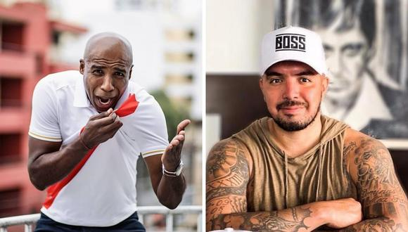 "Luis Guadalupe contó otra divertida anécdota que vivió con Juan Manuel ""Loco"" Vargas. (Foto: Instagram @cutoguadalupe16 / @juamavarri)"