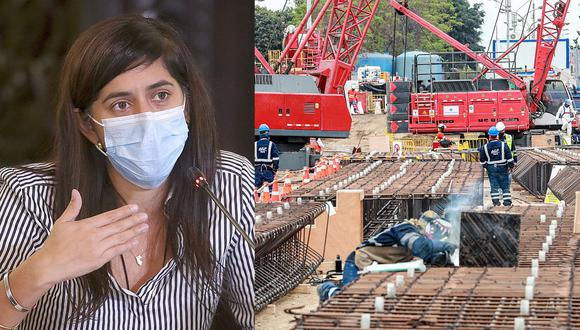 María Antonieta Alva dijo que empiezan a mejorar los indicadores económicos afectados por la pandemia del COVID-19. (Fotos: GEC)