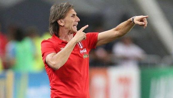 Ricardo Gareca dejaría la selección peruana luego de la Copa América Brasil 2019