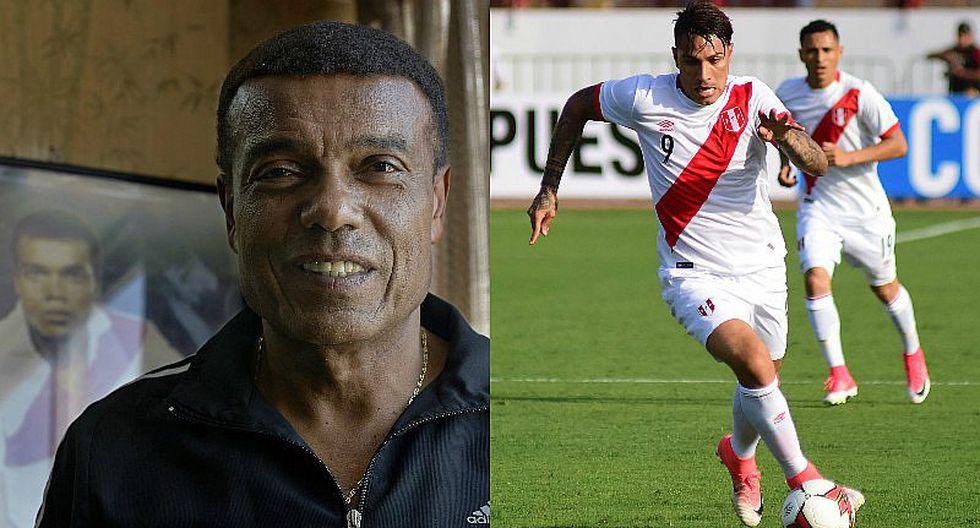 Selección peruana: Téofilo Cubillas preocupado por Paolo Guerrero