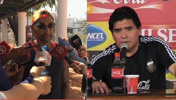 A lo Maradona: Chileno Marcelo Ríos y su polémica agresión a periodistas