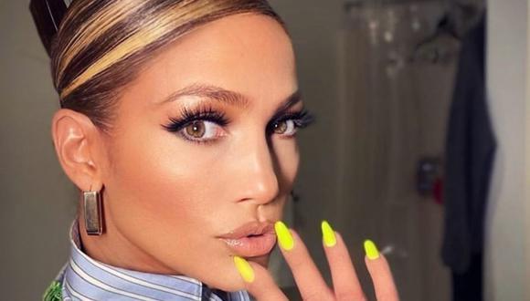 """Jennifer Lopez cautiva a sus fans al ritmo de """"Dákiti"""" de Bad Bunny. (Foto: Instagram / @jlo)."""