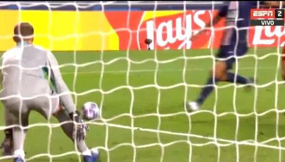 Manuel Neuer evita que PSG consiga el empate en la final de la Champions League (Foto-ESPN)