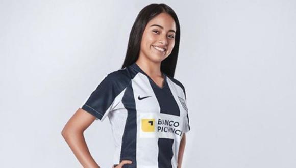 """La futbolista de Alianza Lima habló sobre la situación del club, pese a la paralización del torneo. """"Están viendo la posibilidad de que volvamos al campo"""", aseguró. FOTO: Instagram"""