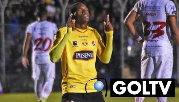 Fútbol en Ecuador vía GOLTV en vivo y en directo. Hoy se juega la Liga Pro de Ecuador y aquí te contamos qué canales transmiten esta señal para que veas todos los partidos minuto a minuto