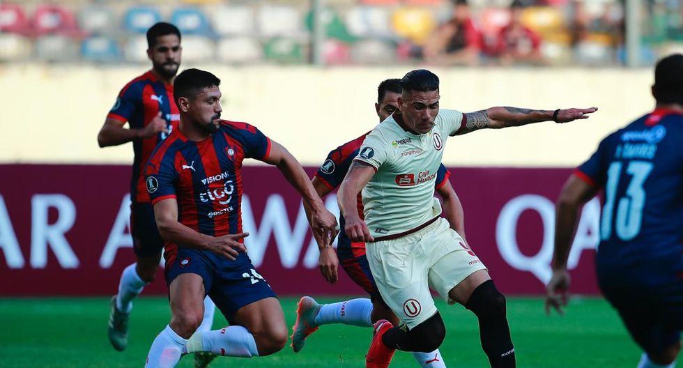 Universitario vs Cerro Porteño (Foto: Daniel Apuy / GEC)