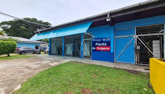 El presidente ejecutivo de EsSalud, doctor Mario Carhuapoma Yance, anunció la construcción de un Hospital de Alta Complejidad en Loreto. (Foto: EsSalud)