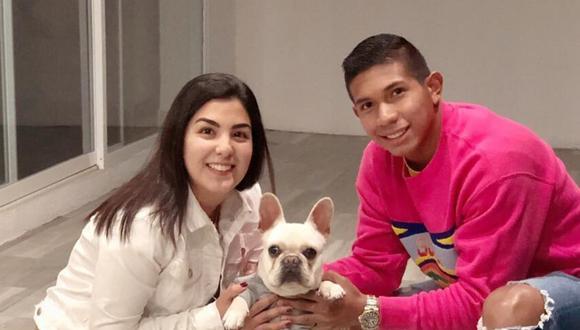 Ana Siucho envía romántico mensaje a su esposo Edison Flores. (Fotos: @ana_siucho53)