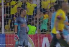 Sporting Cristal vs. Barcelona: Gabriel Marques puso el 2-0 en Guayaquil [VIDEO]