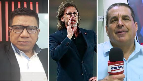 Tras escuchar las declaraciones de Ricardo Gareca, Silvio pidió la salida de Gareca y llamó borracho a Christian Cueva