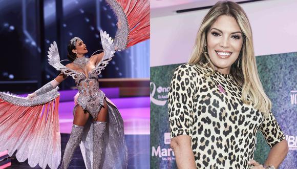 Jessica Newton responde a directora de Miss República Dominicana que minimizó a Janick Maceta. (Foto: @jessicanewtonoficial).