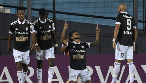 Sporting Cristal busca su primera victoria en la Copa Libertadores 2021 ante Rentistas en Montevideo   Foto: AP