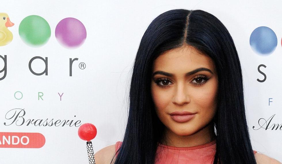 Es media hermana de la mediática Kim Kardashian. (AFP)