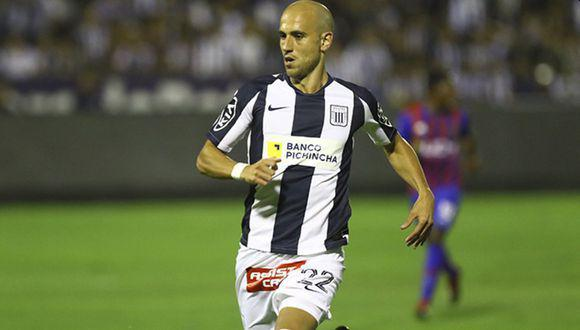 Federico Rodríguez anotó 9 goles con camiseta de Alianza Lima. (Foto: GEC)