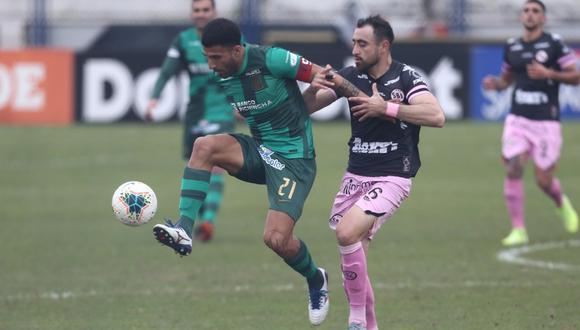 Alianza Lima vs. Sport Boys se enfrentaron por la fecha 3 de la Fase 2 de la Liga 1 | Foto: GEC