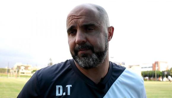 Hernán Lisi llegó esta temporada a la dirección técnica de Cantolao. (Foto: GEC)