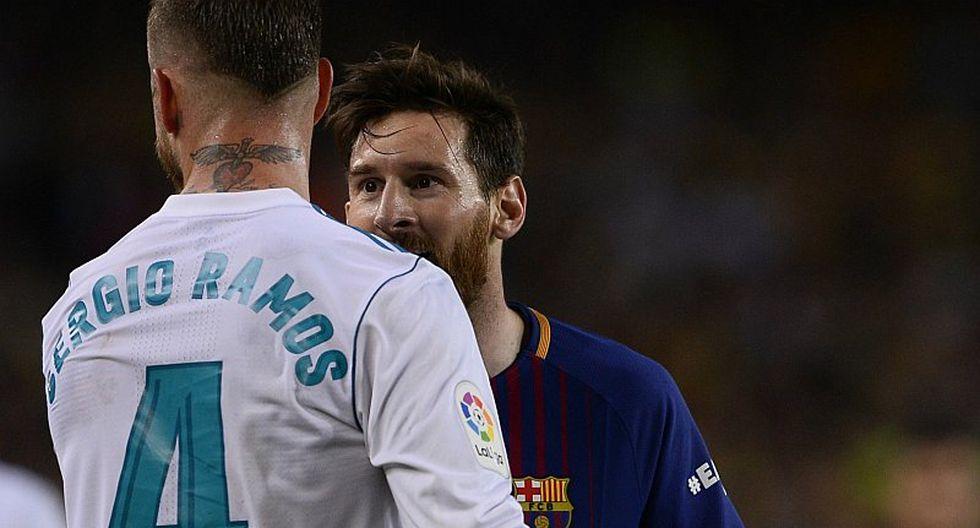 Mister Chip decepcionado de Lionel Messi tras fuerte falta a Sergio Ramos