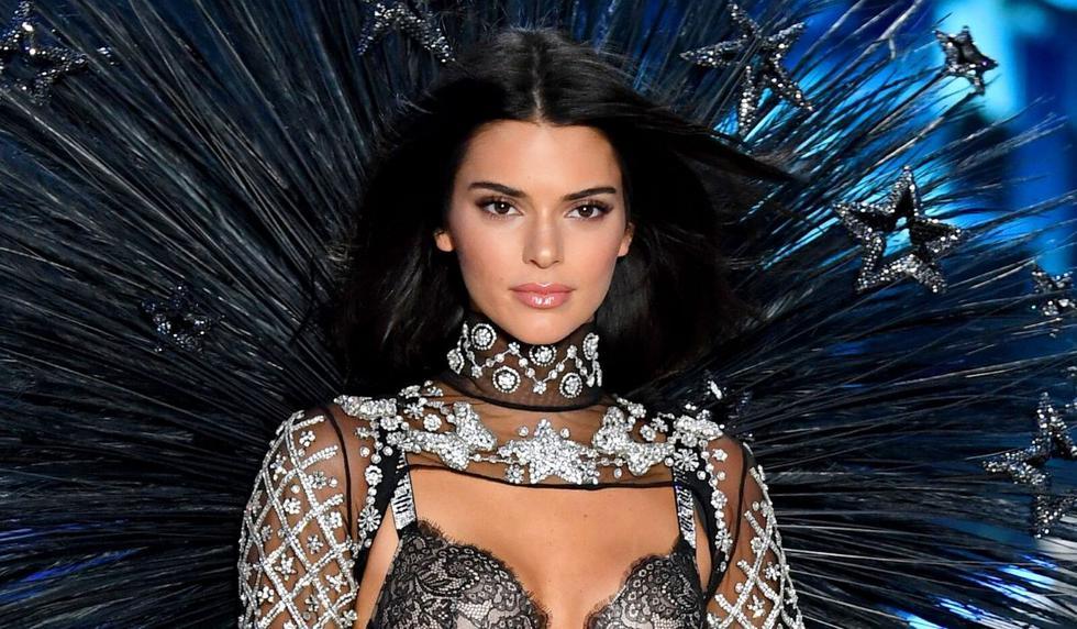 Kendall Jenner subió la imagen a Instagram Stories hace un mes. (AFP)