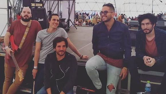 """Banda peruana Autobus estrenó el videoclip de se canción """"Sobre-viviendo"""". (Foto: @autobusmusic)"""