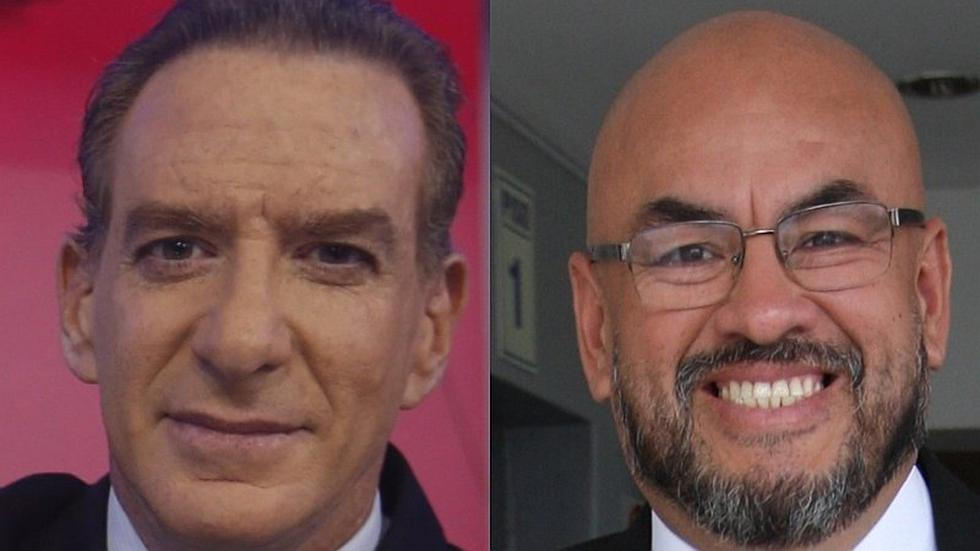 Eddie Fleischman y Peter Arévalo se dicen de todo en vivo tras discusión por Christian Cueva | VIDEO