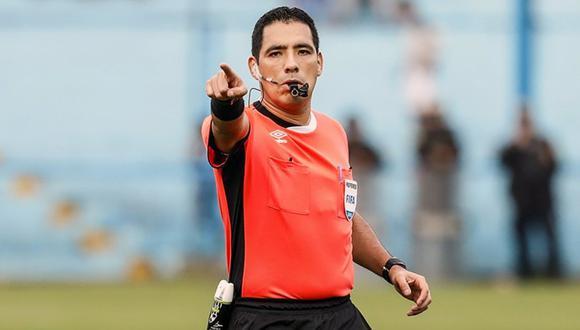 Diego Haro ya había sido criticado por haber sido elegido para el encuentro entre Colombia y Ecuador.