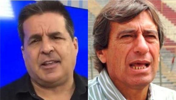 Germán Leguía pidió la salida de Ángel Comizzo y Gonzalo Núñez le pegó con todo al exdirectivo de Universitario.