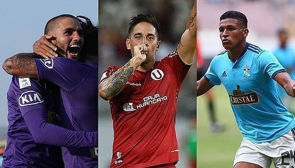 Alianza Lima, Universitario y Sporting Cristal luchan por el Torneo Clausura a falta de tres fechas