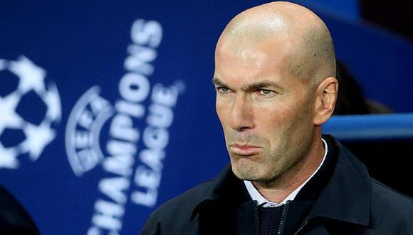 Real Madrid: Zidane perdió ante PSG y en España ya hablan de su reemplazo