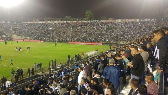 Alianza Lima | La enorme recaudación de los íntimos tras duelo ante Alianza Universidad en Matute