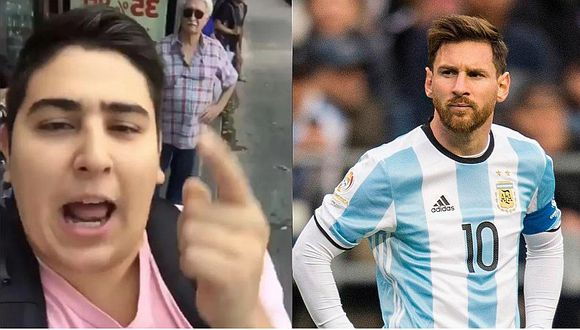"""Traeme la copa, Messi"", el viral mundialista que toda Argentina canta [VIDEO]"