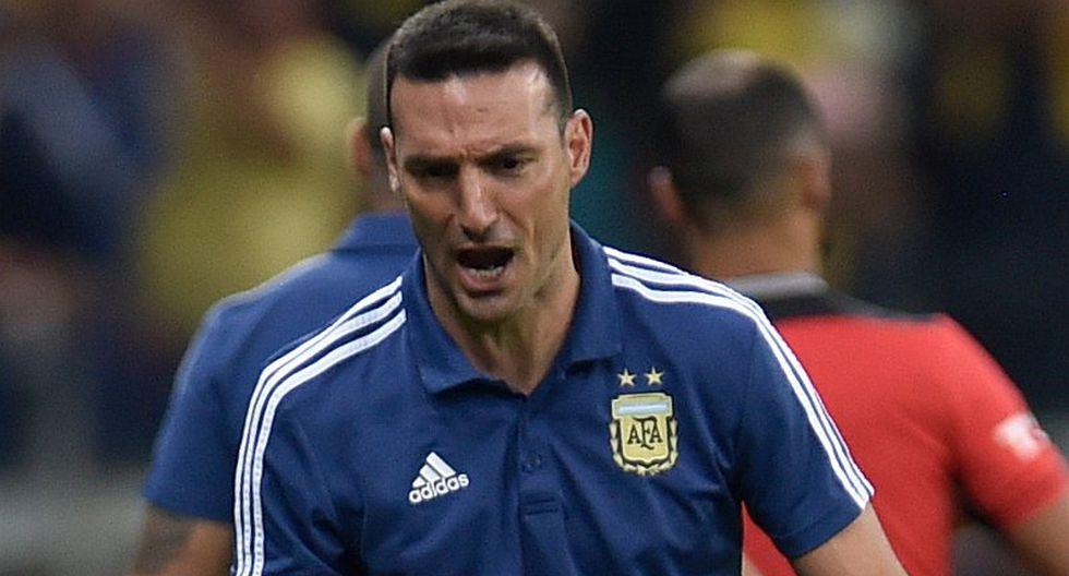 Selección de Argentina: la AFA decidió el futuro de Scaloni tras eliminación en la Copa América 2019 | VIDEO