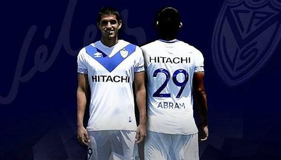 Luis Abram es convocado por Vélez para disputar la Superliga Argentina